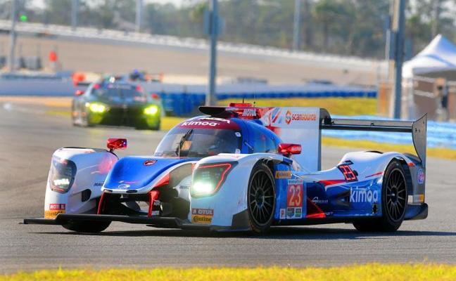 Alonso, un alumno de '10' en Daytona