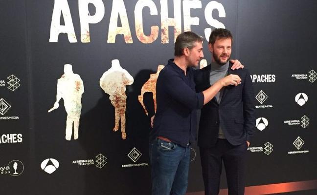 'Apaches' y 'La peste' protagonizan los estrenos televisivos del año