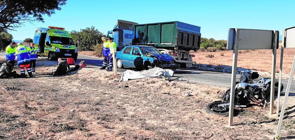 La operación de Navidad deja seis fallecidos en las carreteras de la Región
