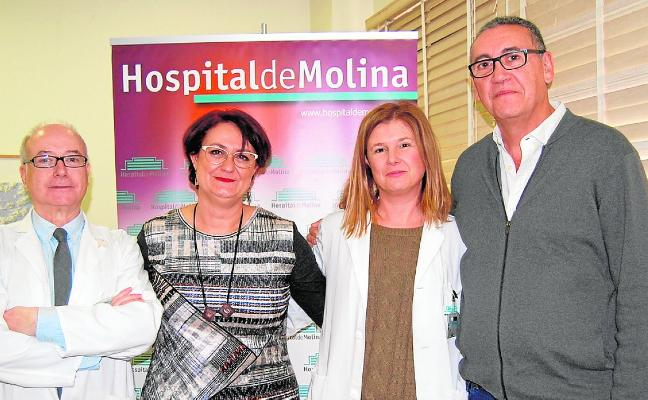 Cirugía Solidaria y el Hospital impulsan la colaboración con África