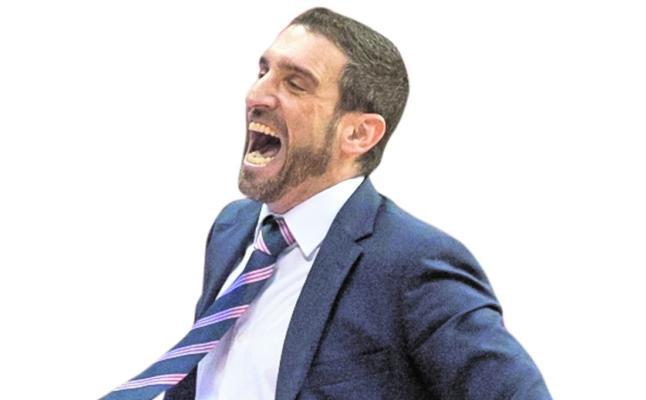 Ibon Navarro: «He dicho a mis jugadores que la Copa sigue estando ahí»