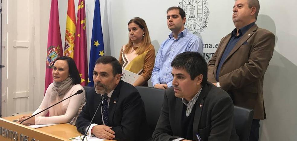 MC exige la dimisión de Castejón por «traicionar» a los cartageneros