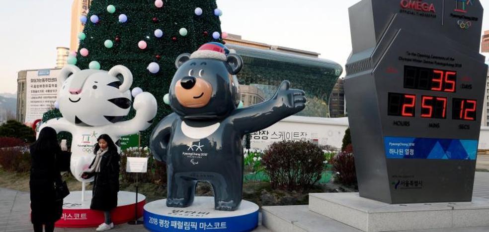 El COI será «lo más flexible posible» con la presencia de deportistas norcoreanos en Pyeongchang