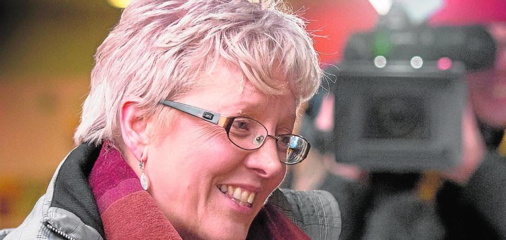 Carrie Gracie saca los colores a la BBC