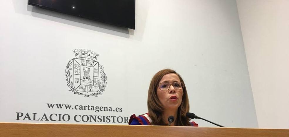 Castejón reorganiza el gobierno municipal de Cartagena en seis grandes áreas