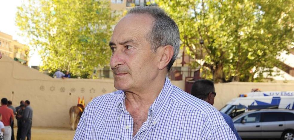 Fallece Francisco Cuadrado, presidente de la plaza de toros de Murcia