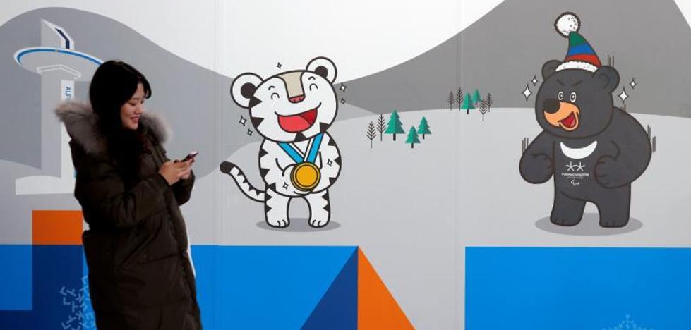 Corea del Norte enviará una delegación a los Juegos de Pyeongchang