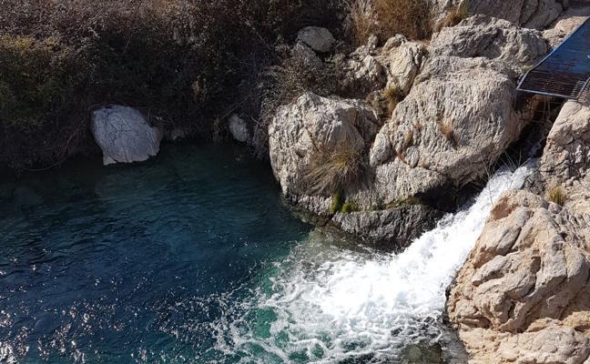 La cabecera del río Mula recupera su caudal ecológico