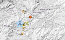 Diez terremotos sacuden Albudeite y Pliego