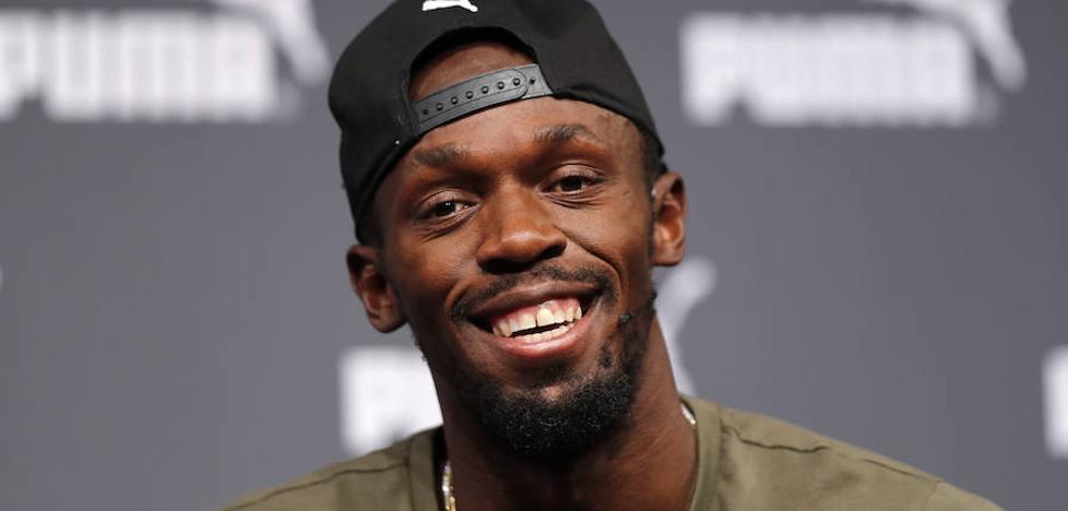 Usain Bolt probará en marzo con el Dortmund