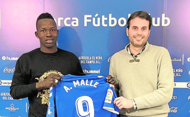 Otra oportunidad para Aly Mallé