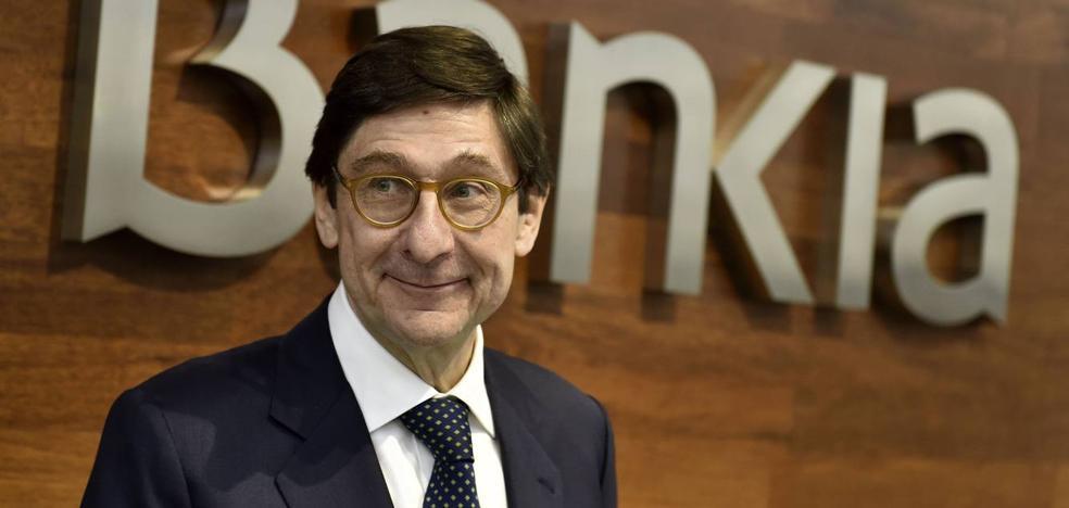 Goirigolzarri asegura que «la meritocracia» es la «única referencia» en el proceso de integración entre Bankia y BMN