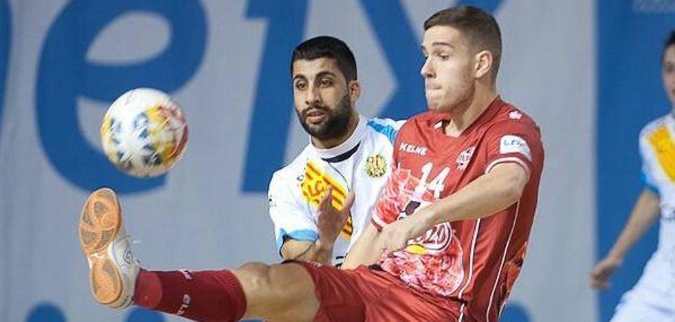 El jugador de ElPozo Fernan, elegido mejor joven del mundo