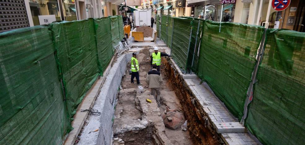 Ortiz a Huermur: «No os preocupéis, la excavación la supervisa arqueólogos que saben más de patrimonio que vosotros»