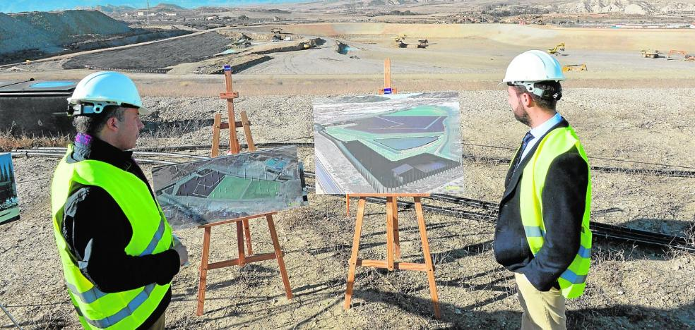 El vertedero estará listo en 2019 para almacenar residuos de 12 municipios