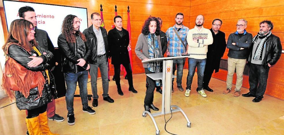 Catorce artistas darán color al palacio de Santa Quiteria