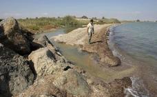 La juez registra la denuncia de la Fiscalía por la contaminación del Mar Menor