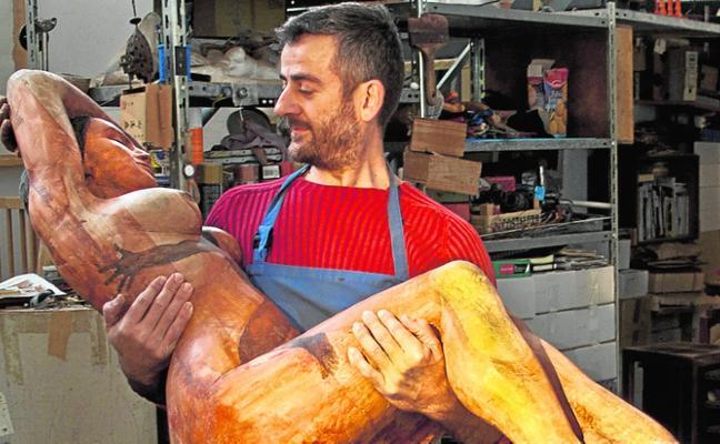 Pepe Yagües desgrana su proceso creativo
