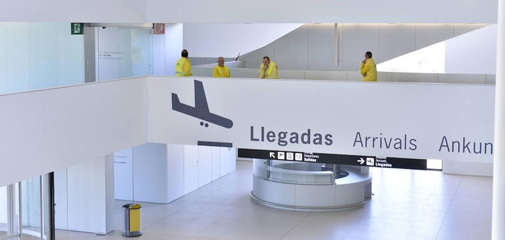 El nuevo aeropuerto requerirá mayores controles y más efectivos policiales