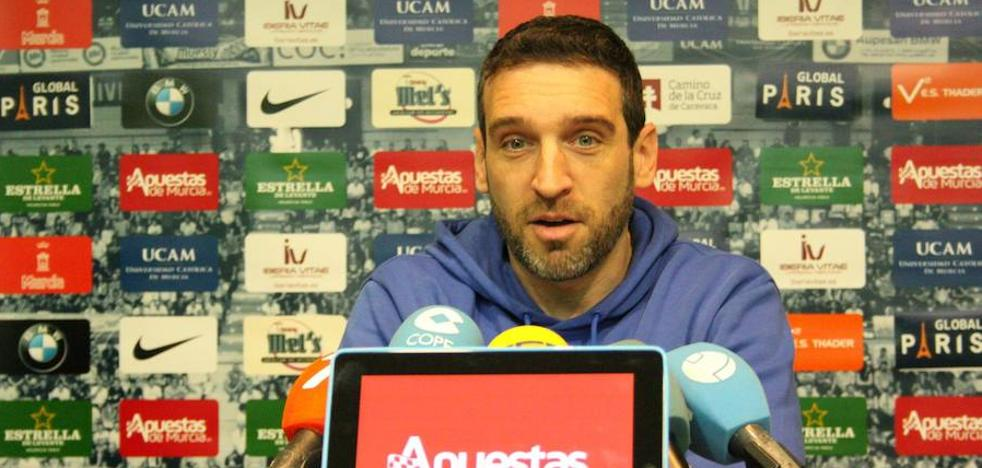 Ibon Navarro: «Solo pensamos en ganar el siguiente partido»