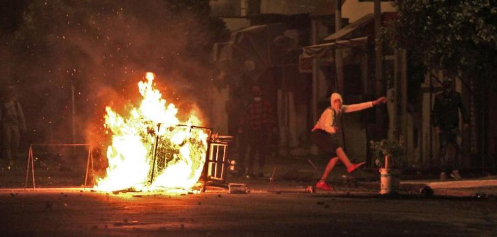 Casi 800 detenidos en Túnez desde el comienzo de las protestas contra el Gobierno