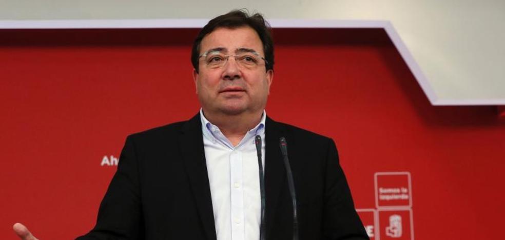 El PSOE acusa a Rajoy de poner la legislatura «en formol»