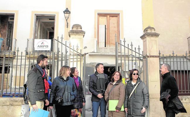 Gil Jódar anuncia que el Centro de la Mujer estará operativo el próximo septiembre