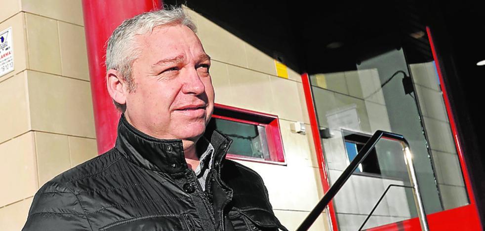 Campillo: «Hicimos cuatro contratos y nadie se quedó con un puesto fijo»