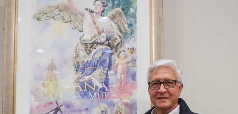 Presentan el Cartel de la Semana Santa 2018 del pintor Zacarias Cerezo