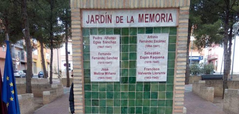Un monolito recordará a los seis bullenses que murieron en el campo de exterminio nazi de Mauthausem