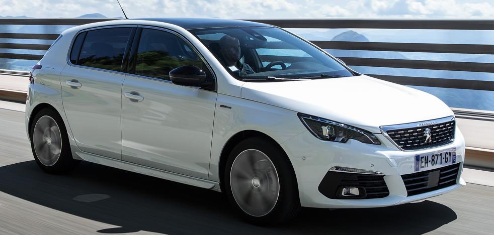 Peugeot 308, con cambio automático, mucho mejor