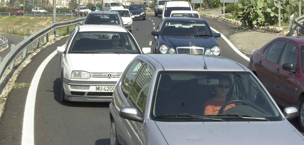 Seis de cada diez vehículos que circulan por la Región tienen más de once años
