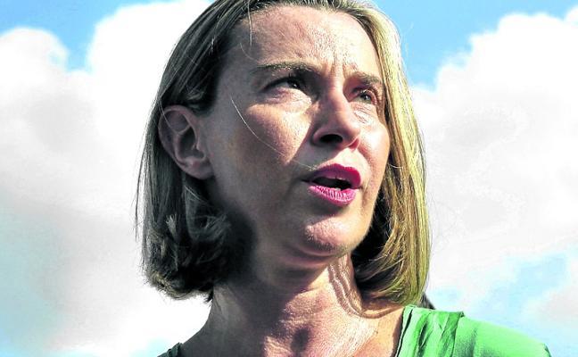 Una diplomática frente al 'eurodesencanto'