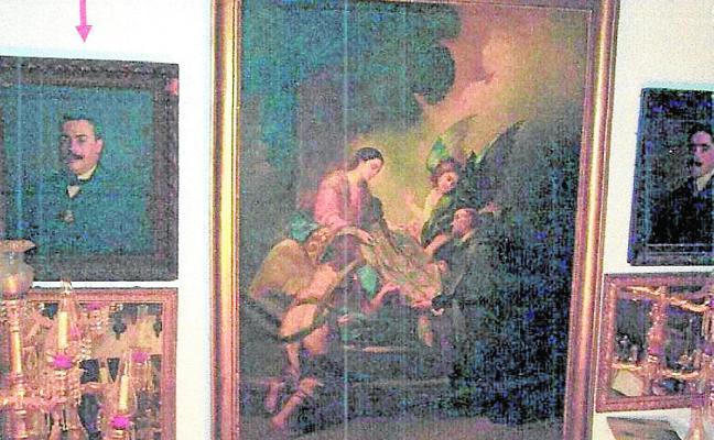 El sastre de Bullas prueba ante el juez la propiedad de decenas de obras de arte