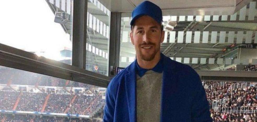 El 'moderno' look de Sergio Ramos que ha desatado las mofas