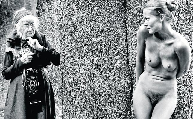 La abuela de los desnudos