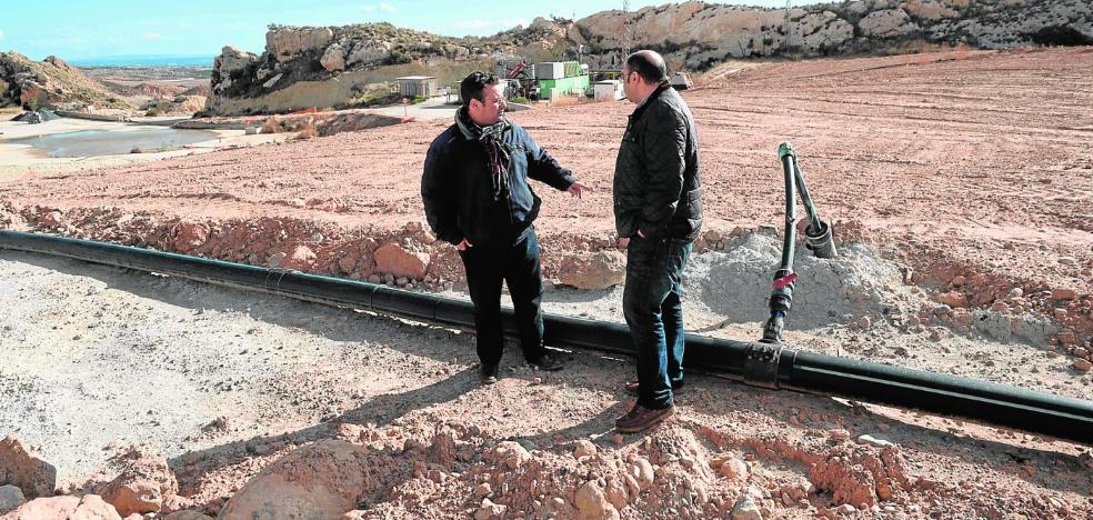 Medio Ambiente inyectará 1,8 millones para la recuperación del vertedero de Abanilla