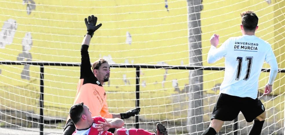 Festín de goles en Alquerías