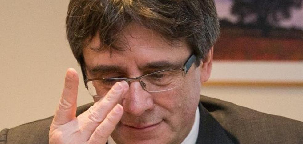 Los letrados del Parlament rechazan la 'teleinvestidura' del presidente catalán