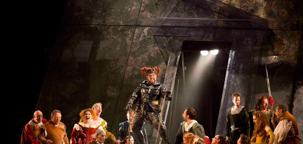 'Rigoletto', desde Londres
