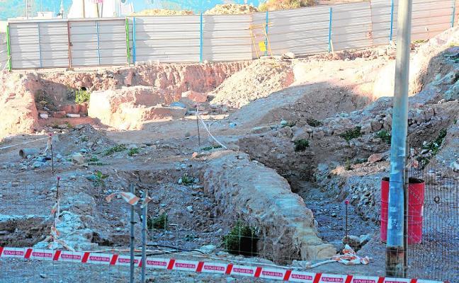 La autorización de Cultura para soterrar una pileta romana permite reactivar la plaza del Monte Sacro