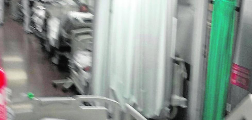 Los hospitales afrontan la tercera semana consecutiva de colapsos