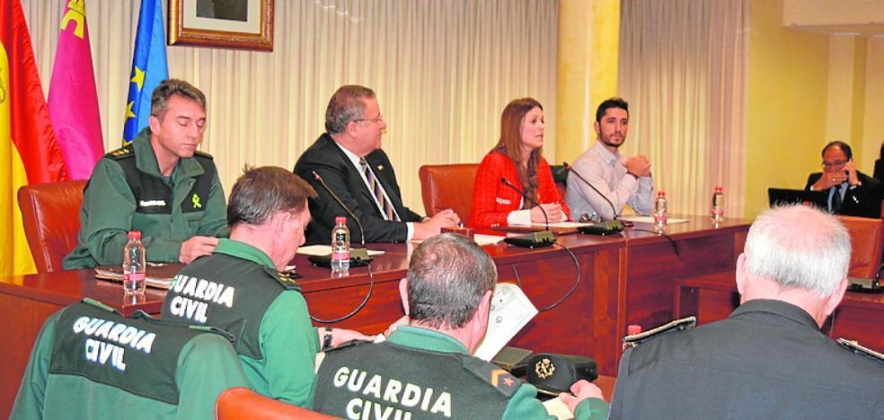 Un destacamento especial de la Guardia Civil reforzará la seguridad durante el Carnaval