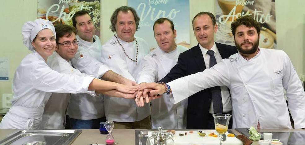 La gastronomía de la Región se venderá en 'Madrid Fusión'