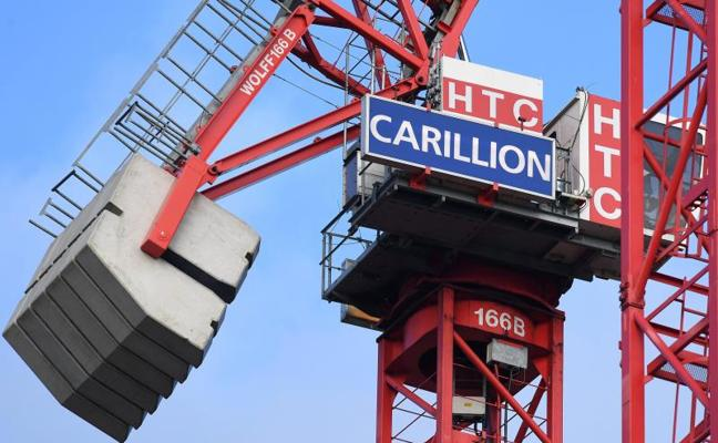 La quiebra de Carillion aplasta las filigranas europeas de May