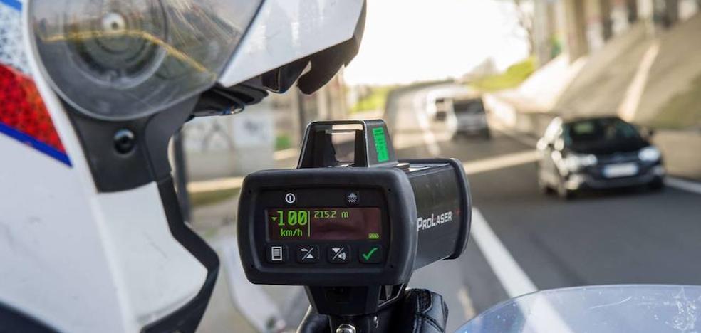 Entra en pruebas un nuevo radar móvil para frenar el aumento de accidentes en Lorca