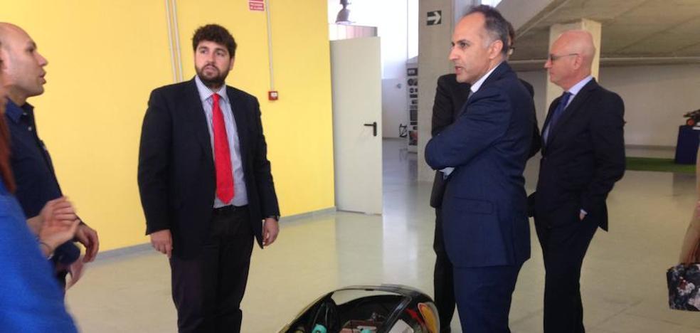López Miras, sobre Barreiro: «Mi partido no paga el lavado de imagen de nadie»