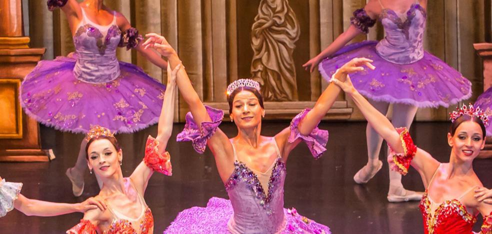 El ballet de 'La bella durmiente'