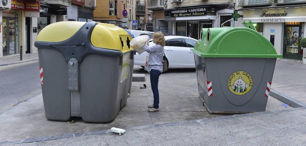 Los murcianos reciclaron más el año pasado