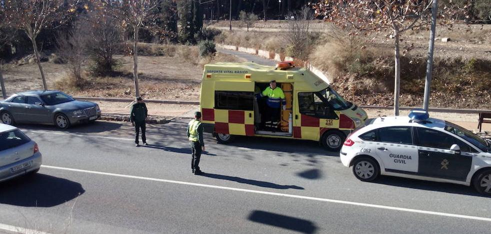 La Guardia Civil investiga la aparente paliza a un hombre en una cuneta de El Niño de Mula